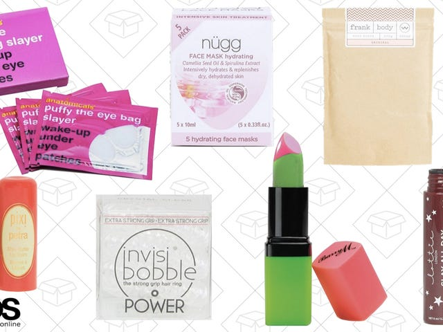 ASOS Has Over 20 Pages of Beauty Products on Sale