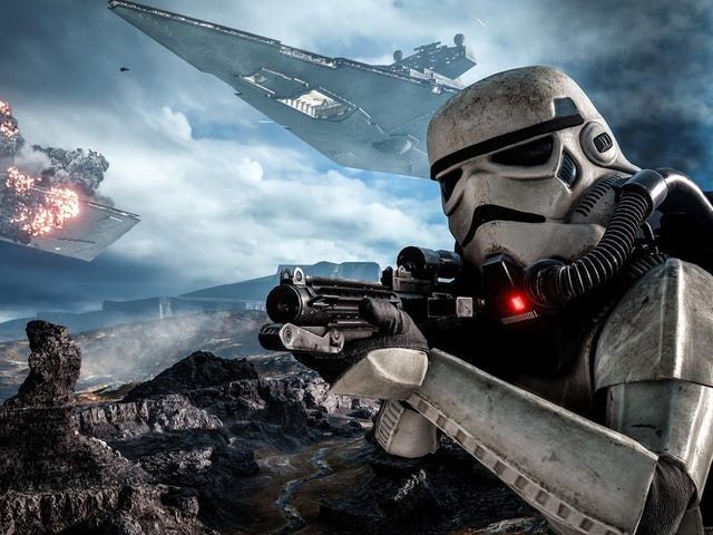 EA Boosts Star Wars Battlefront II's Multiplayer Rewards
