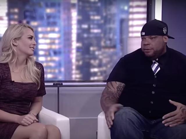 Rapport: Tidligere WWE Wrestler Tyrus sendte brutto, sammenhængende tekster til co-vært Britt McHenry