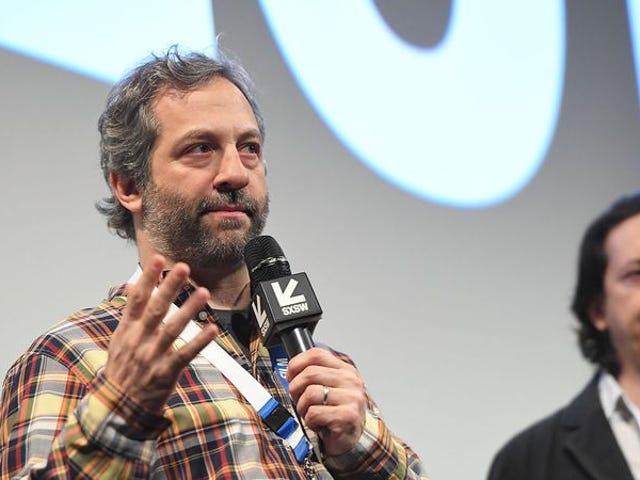 Judd Apatow siger, at Sony kan skyve sine rene versioner af film op på røvet