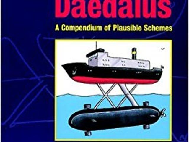 Daedalus down