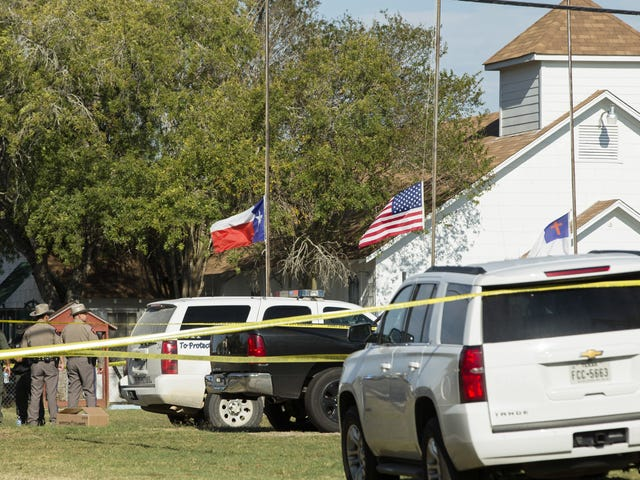 Beware These Texas Shooting Rumors That Spread on CNN and Google