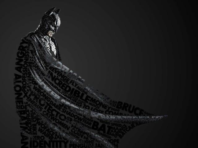 Batman takes action against Donald Trump.