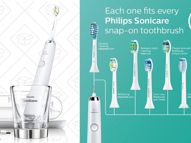 Amazon's Top-Selling Electric Toothbrush Just Got a Massive Discount