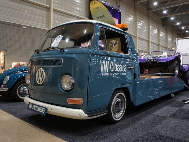 Teutonic Truckin' Tuesday: VWAutotransporter