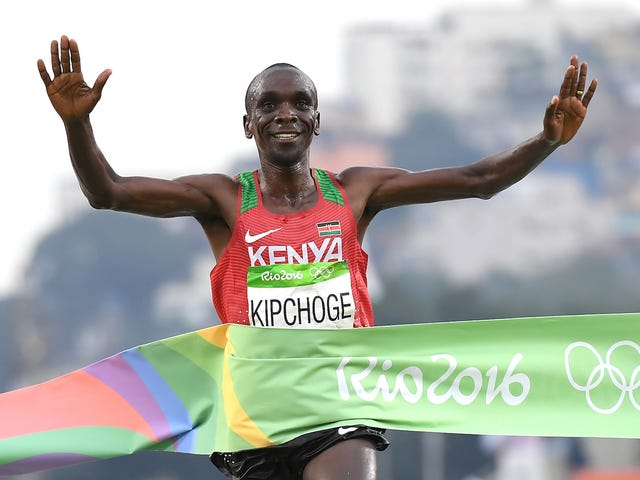Eliud Kipchoge Lends Nike's Breaking2 Some Desperately Needed Credibility
