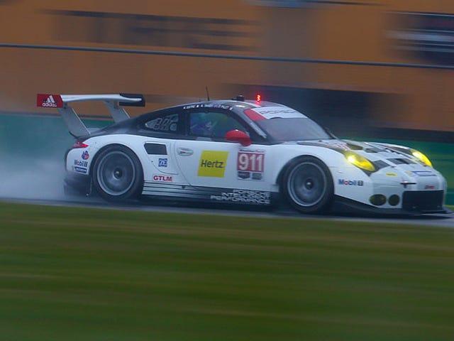 ROLEX 24: Porsche leads qualifying with GTLM 1-7