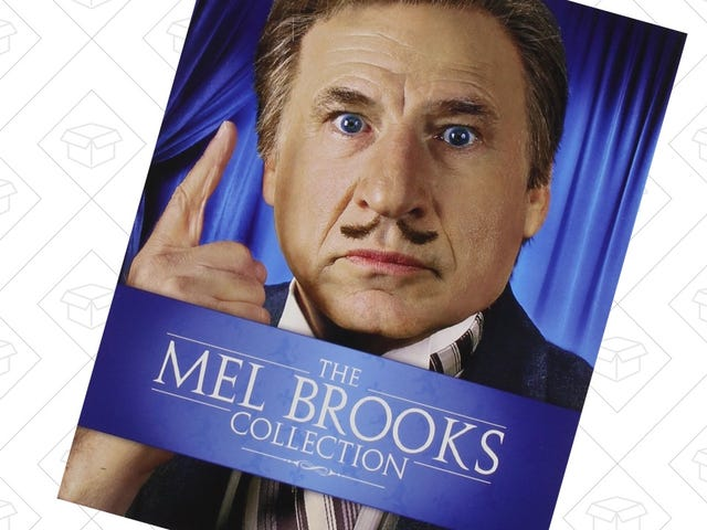 Own The Nine-Film Mel Brooks Collection For $30
