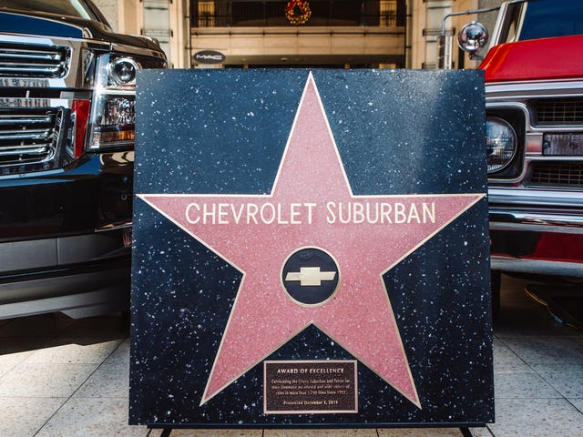 What Other Cars Deserve Stars On The Hollywood Walk Of Fame?