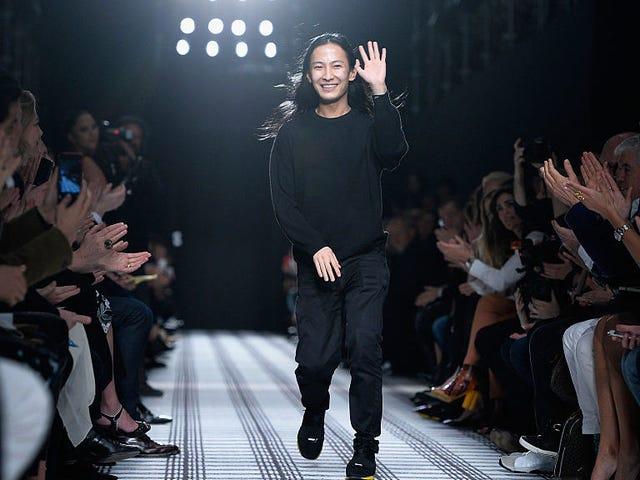 Alexander Wang avslutter en langsomt smuldrende New York Fashion Week