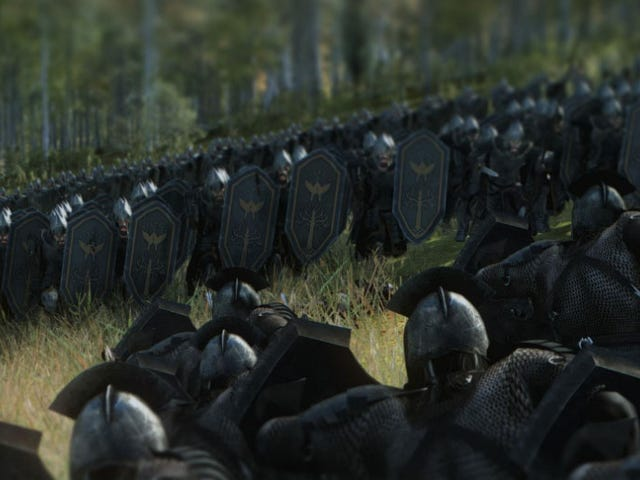 Lord Of The RingsReturns To Total War With Impressive New Mod