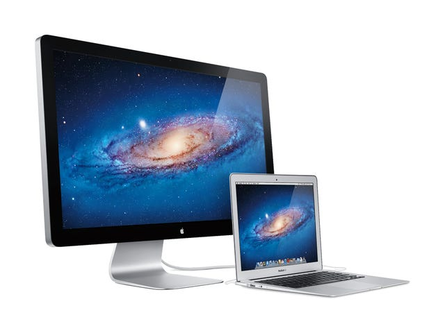 Apple Discontinues Its Big Beautiful Thunderbolt Display