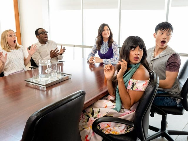 The Next Season of The Good Place Will Be Its Last