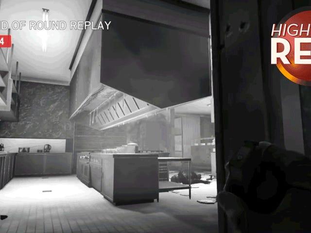 <i>Rainbow Six</i> Grenade mata a un tipo antes de que se dispare