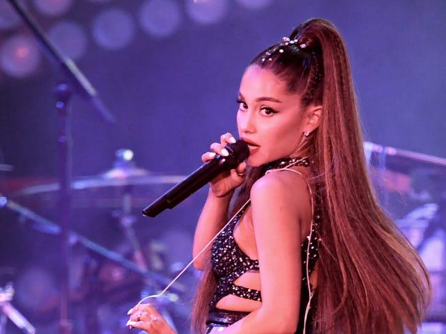 Ariana Grande wil graag dat fans stoppen met haar vrienden te grijpen