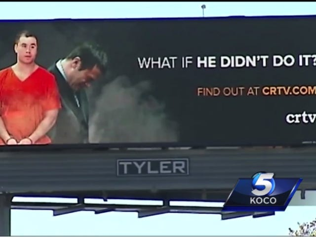 Company Removes Billboard Speculating That Convicted Serial Rapist Daniel Holtzclaw Is Innocent