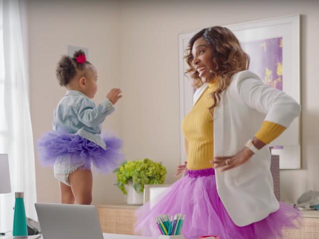 Mommy & Me: Serena Williams und Olympia Ohanian sind die Abholer, die wir heute brauchen