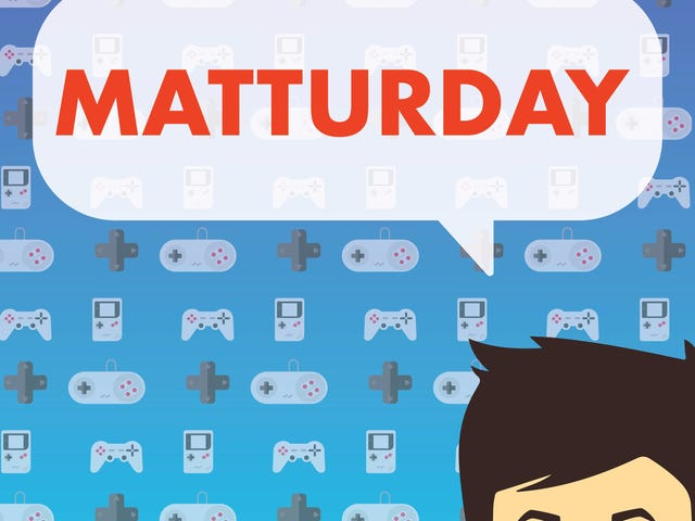 Matturday Podcast Episode Featuring Yours Truly