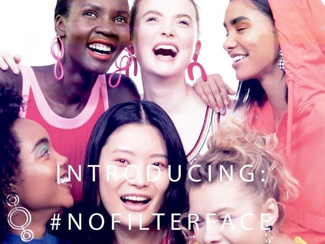 ColourPop har lige fået mere farverige med 42 nuancer af 'No Filter Foundation'