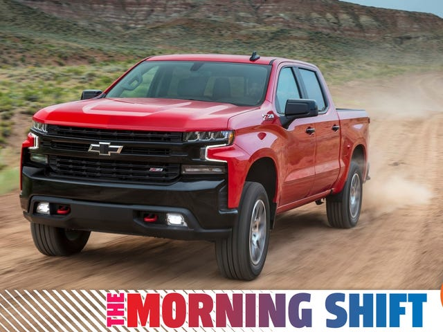 La lenta implementación de nuevos camiones por parte de GM fue realmente buena, dice GM