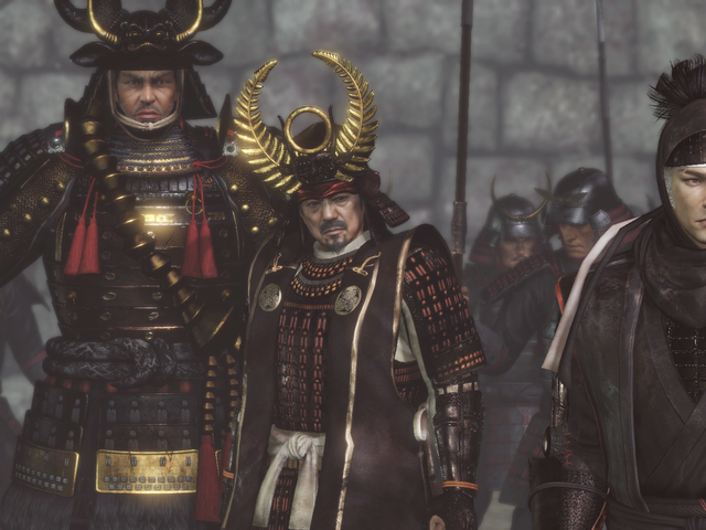 A Guide To The Real-Life Figures In Nioh