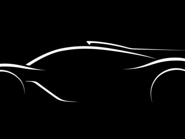 The Mercedes-AMG Hypercar Is SeriouslyGoing To Be A Batshit F1Car For The Road