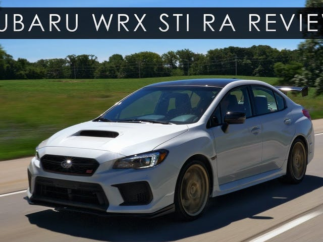 SavageGeese with the Most Savage Subaru Review Intro Ever!