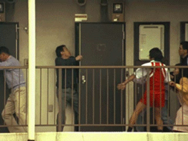 Saturday GIF Party - Keep Being Weird Edition