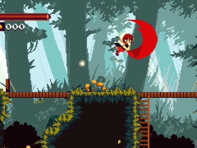 Hey,Hollow Knight fans: There's another brilliant, adorable Metroidvania out on the Switch