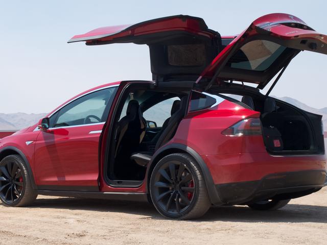 Elon Musk: En fait, les Tesla Model S et Model X ne sont pas mises à jour