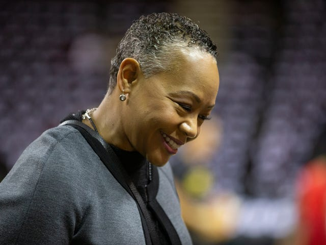 Time's Up Taps Former WNBA President Lisa Borders to Serve as 1st President and CEO