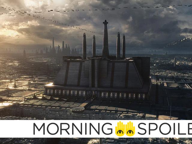 Es gibt bereits wilde Star Wars-Gerüchte über die Einstellungen der neuen Filme