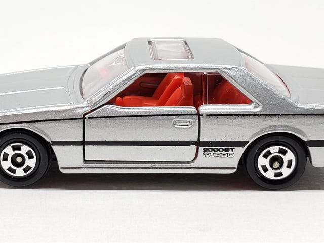 [REVIEW] Tomica Nissan Skyline 2000 GT-ES