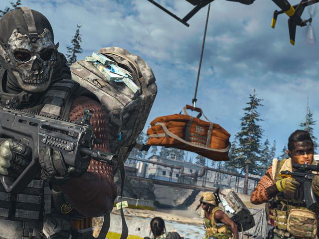 Call of Duty Battle Royale gratuit lance demain