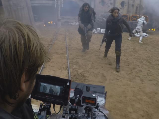 Pandangan Baru Pembuatan <i>Rogue One: A Star Wars Story</i>