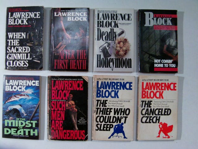 Lawrence Block Collection