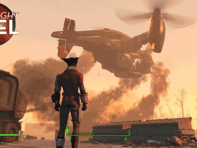 <i>Fallout</i> Aircraft Tidak Dapat Memutuskan Jika Ingin Kecelakaan