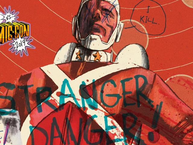 Tom King, Doc Shaner och Mitch Gerads nästa DC-serie är konstiga äventyr