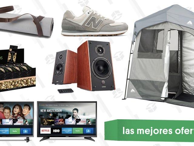 Las mejores ofertas de este jueves: FireTVs, sneakers de New Balance, tienda de campaña de lujo y más