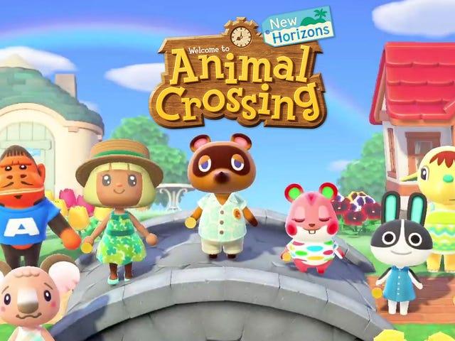 Animal Crossing: Cakrawala Baru Adalah Pelarian yang Kita Semua Butuh Saat Ini