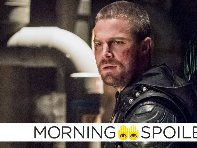 Se confirma otra cara familiar para la temporada final de Arrow