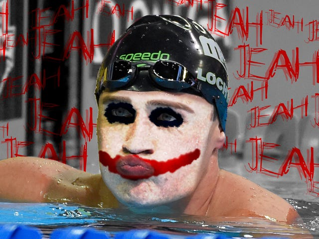 10 Reasons Why Ryan Lochte Is Actually an International Supervillain