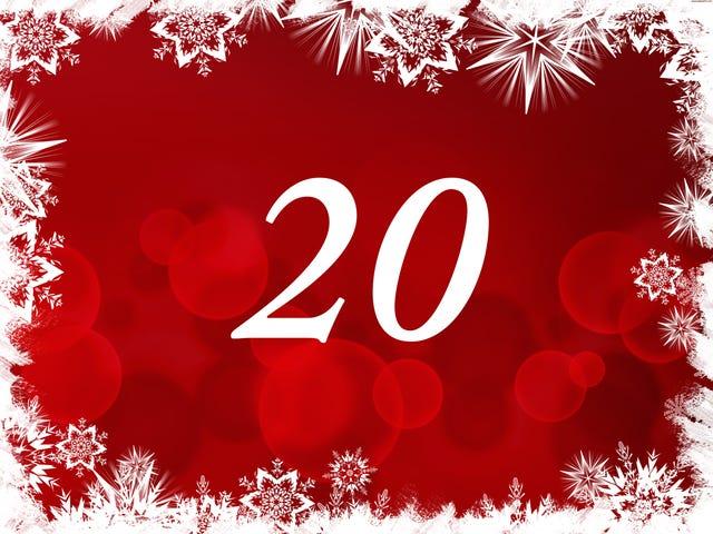 The TAY Advent Calendar: Day 20