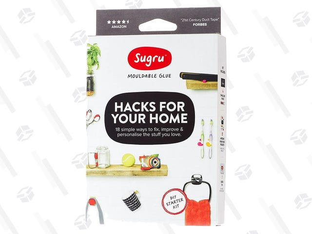 Here's the Best Deal On Sugru We've Ever Seen
