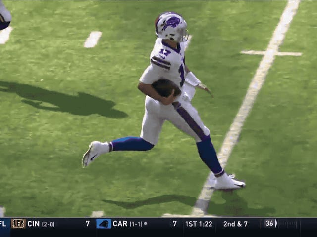 The Vikings Are Making Josh Allen Look Like Superman