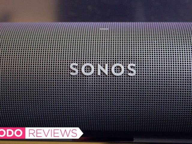 Der Sonos Arc ist eine $ 800 Dolby Atmos Soundbar, die eigentlich ein gutes Geschäft ist