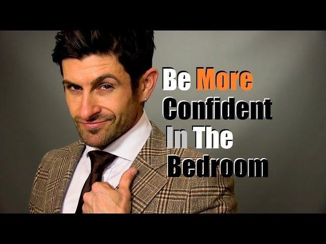 Consejos simples para que los hombres aumenten la confianza (y el rendimiento) de su dormitorio