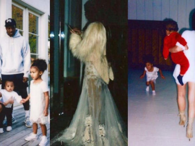 Some Overly Complicated Notes on Kim Kardashian's Obsession With Nostalgic Photography
