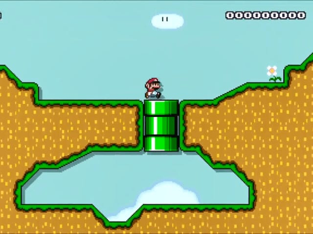 Mario Maker 2 Glitch Lets You Use 3D World Items In Other Game Styles