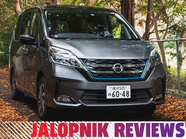 La minivan más vendida de Japón es más inteligente de lo que parece